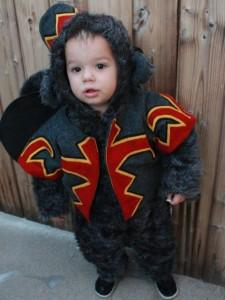 Infant Flying Monkey Costume