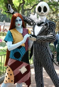 Jack and Sally Costumes DIY