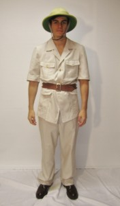 Jungle Safari Costume