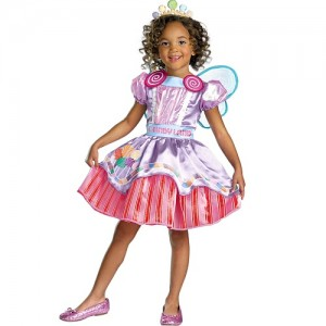 Kids Candy Costume