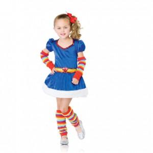Kids Rainbow Bright Costume