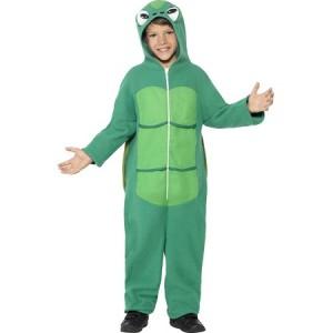 Kids Turtle Costume