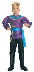 King Costume Child