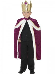 King Costume for Boys