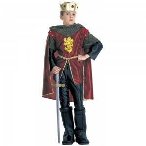 King Costume for Kids