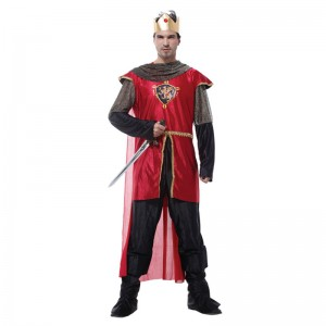 King Costume for Men