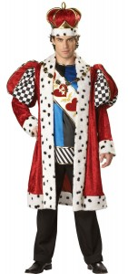 King Costumes for Adults