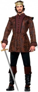 King Costumes for Men