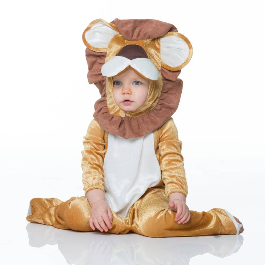 Lion Halloween Costume Baby