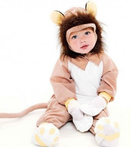 Lion Baby Halloween Costumes
