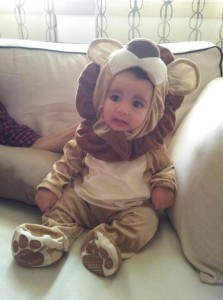 Lion Costumes for Babies