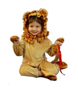 Little Baby Lion Costume