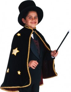 Magician Costume Child