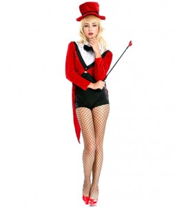 Magician Costume Female