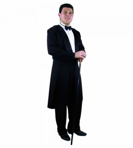 Magician Costume for Men