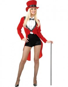 Magician Costume for Women