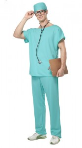 Mens Doctor Costume