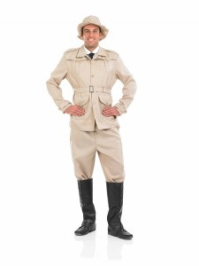 Mens Safari Costume