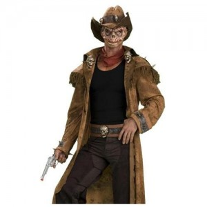 Mens Zombie Hunter Costume