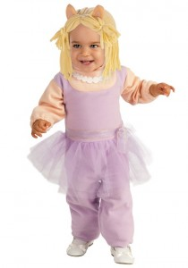 Miss Piggy Costume Toddler