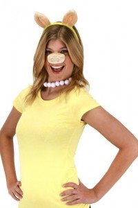 Miss Piggy Costumes for Adults
