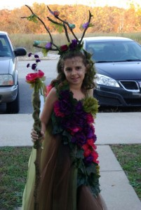 Mother Nature Costume Ideas