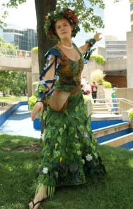 Mother Nature Costume Ideas Women