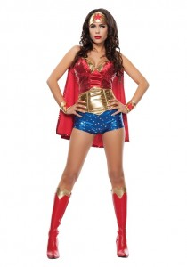 Original Wonder Woman Costume