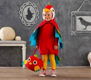 Parrot Costume Child