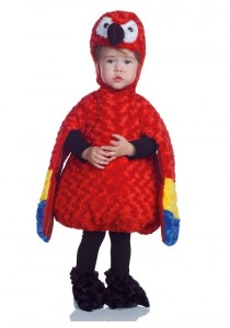 Parrot Costume Toddler