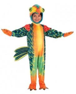 Parrot Halloween Costume