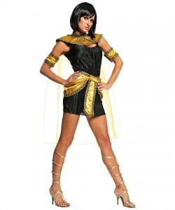 Pharaoh Costume Girl
