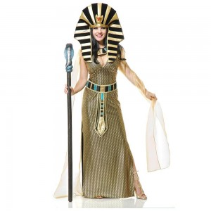 Pharaoh Costume Women