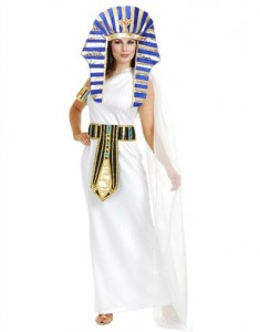 Pharaoh Costume for Women