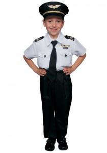 Pilot Costume Kids