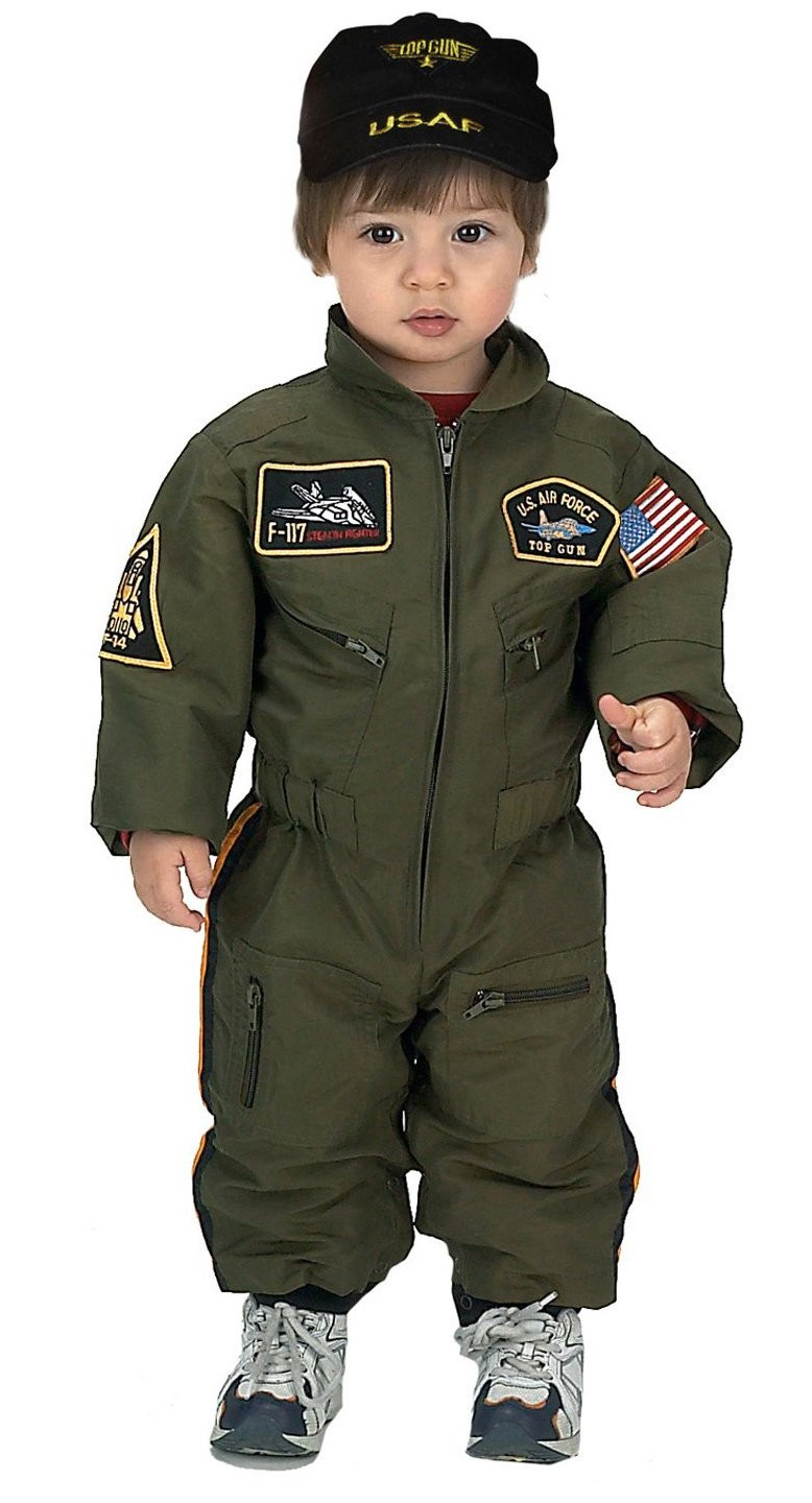 Pilot Costumes For Men Women Kids Parties Costume