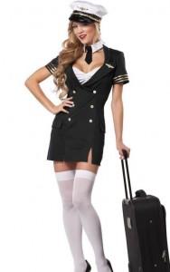 Pilot Costume Womens