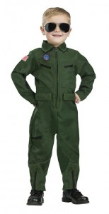 Pilot Costume for Toddler