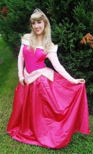 Princess Aurora Costume Adult
