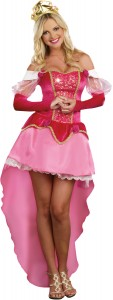 Princess Aurora Costume Adults