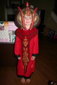 Queen Amidala Costume Child