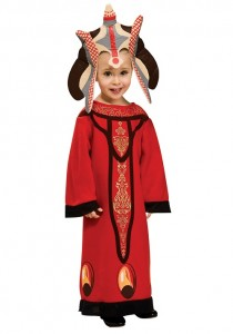 Queen Amidala Costume Kids