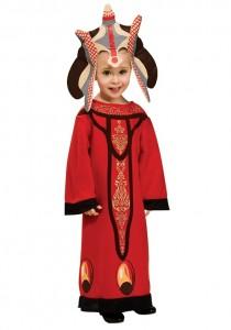 Queen Amidala Costume Kids