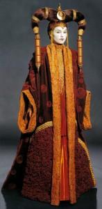 Queen Amidala Costumes