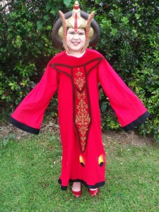 Queen Amidala Halloween Costume