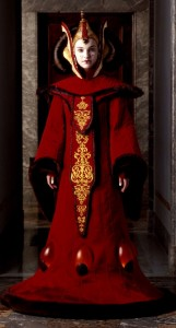 Queen Amidala Star Wars Costume