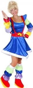 Rainbow Bright Adult Costume