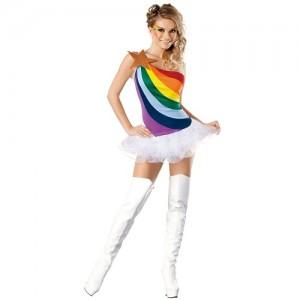 Rainbow Bright Costume Adult