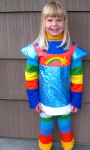 Rainbow Bright Costume for Kids