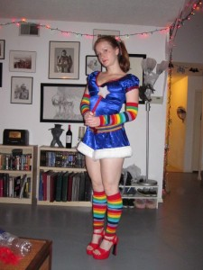 Rainbow Bright Costumes for Adults